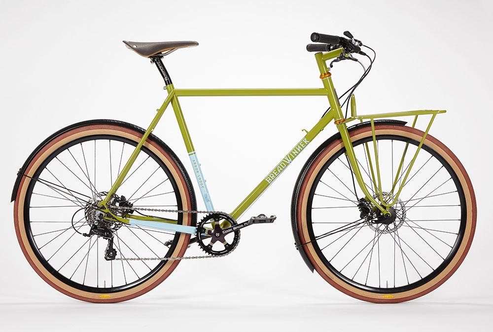 Breadwinner Cycles – Work Hard Ride Home