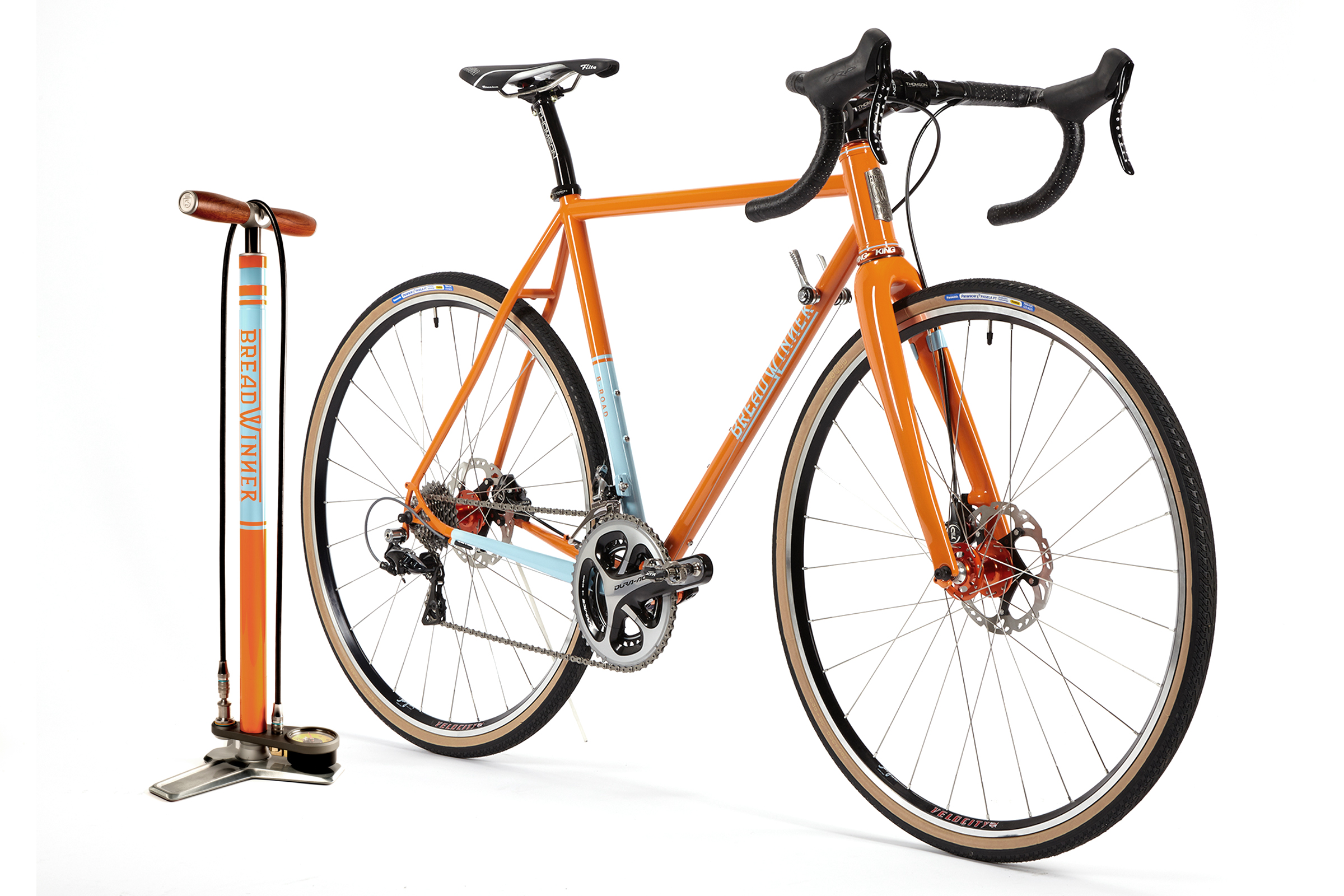 SILCA Super Pista Ultimate Floor Pump – Breadwinner Cycles